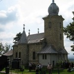 Monastère Eglise Bixad