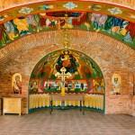 Church iconostasis