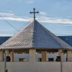 Mănăstirea Portărița - Altarul de vară