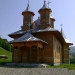 Biserica Mănăstirii Sf Treime Moișeni