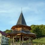 Sommer-Schrein Kloster Hl. Dreieinigkeit – Moişeni