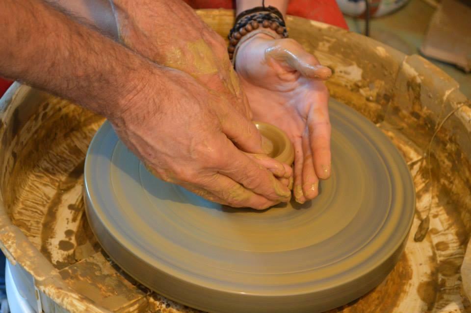 Manufacture of ceramics
