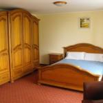 Hotel Mujdeni - dormitor